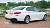 Iata primele imagini ale modelului  BMW Seria 5 M Sport sedan!26500