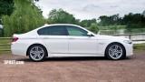 Iata primele imagini ale modelului  BMW Seria 5 M Sport sedan!26501