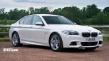 Iata primele imagini ale modelului  BMW Seria 5 M Sport sedan!26502