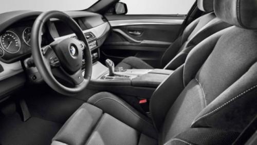 Iata primele imagini ale modelului  BMW Seria 5 M Sport sedan!26497