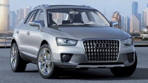 ZVON: Audi pregateste un model A1 allroad26493