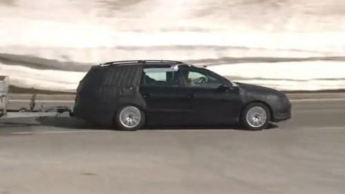 VIDEO: Noul Volkswagen Passat spionat26492