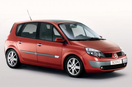 Recall de 700.000 unitati la Renault Scenic26441