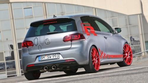 Sport Wheels a tunat modelul Volkswagen Golf R26439