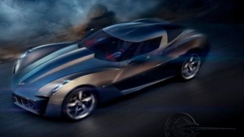 Noul Chevrolet Corvette va primi un V8 de 440 CP26435