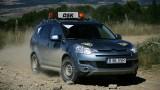 Citroen C-Crosser, masina oficial la Raliul Sibiului26427