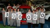 Dacia a produs 300.000 unitati Logan MCV26425