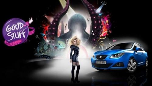 Seat si Shakira prezinta Ibiza Good Stuff26414