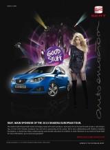 Seat si Shakira prezinta Ibiza Good Stuff26420