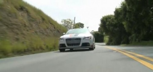 VIDEO: Autonomous Audi TTS, masina care merge singura26412