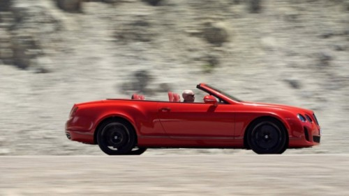 GALERIE FOTO: Noi imagini cu modelul Bentley Continental Supersports Cabrio26302