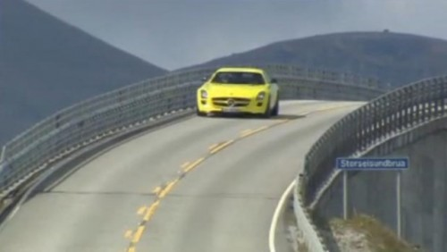 VIDEO: Prototipul Mercedes SLS AMG E-Cell in actiune26251