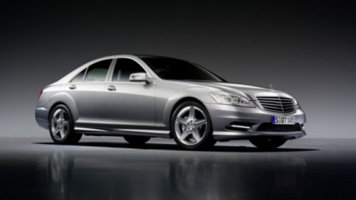 Mercedes pregateste un nou S Klasse pentru 201226238