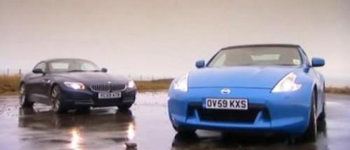 VIDEO: Nissan 370Z Cabrio vs BMW Z4 sDrive 35i26227