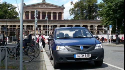 Dacia ia locul 2 si este egala BMW in topul JD Power26218