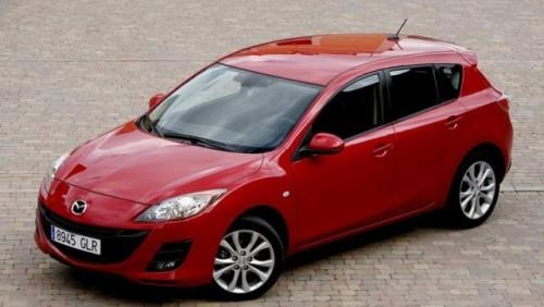 Mazda3, primul loc in topul compactelor la JD Power26217