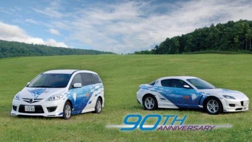 Mazda implineste 90 de ani. Vezi care sunt principalele realizari!26197
