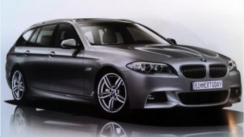 Iata primele imagini ale noului BMW Seria 5 M Sport!26155