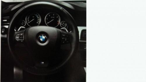 Iata primele imagini ale noului BMW Seria 5 M Sport!26159
