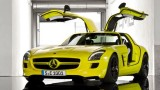 Mercedes pregateste un model SLS AMG electric26137
