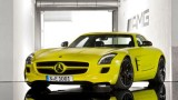 Mercedes pregateste un model SLS AMG electric26139