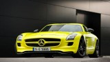 Mercedes pregateste un model SLS AMG electric26142