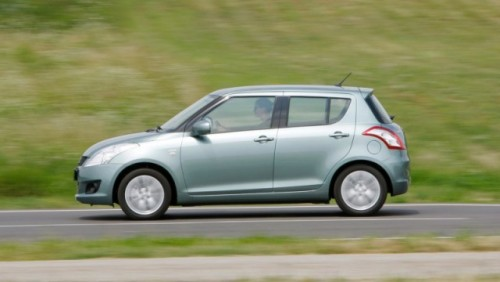 GALERIE FOTO: Iata noul Suzuki Swift!26115