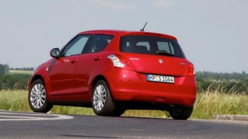 GALERIE FOTO: Iata noul Suzuki Swift!26116