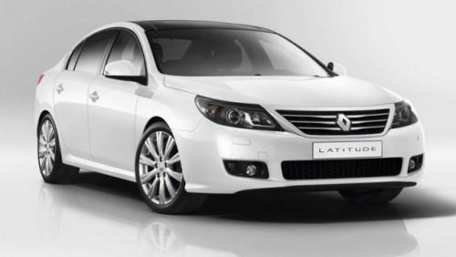 Renault: Noul Latitude nu inlocuieste Vel Satis26096