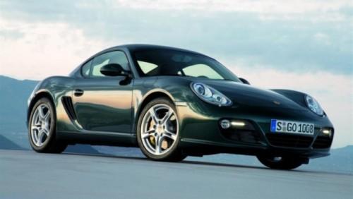 Porsche pregateste o versiune Clubsport pentru Cayman26066