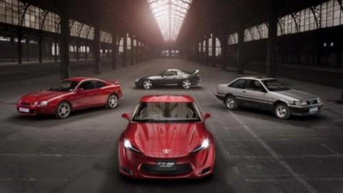 Detalii despre noul Toyota FR-S26065