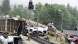 Un tren incarcat cu peste 200 de automobile Dacia a deraiat in Austria26037