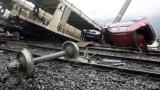 Un tren incarcat cu peste 200 de automobile Dacia a deraiat in Austria26039