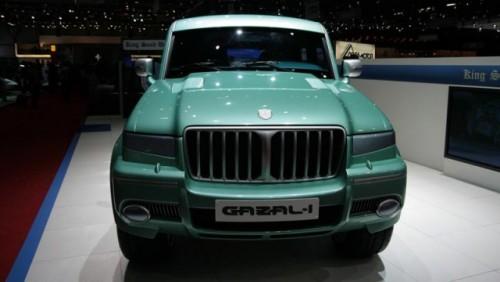 Primul automobil din istoria Arabiei Saudite26026