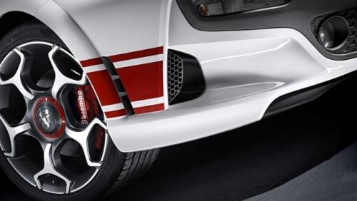 Abarth a tunat modelul Fiat Punto Evo26019