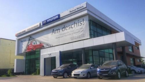Primul showroom comun Mitsubishi si Hyundai in Romania25949