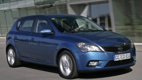 Kia face recall in Romania la modelele Cee'd echipate cu ESP25947