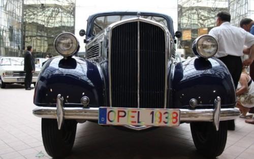 111 ani de Opel la Bucharest Classic Car Show25933