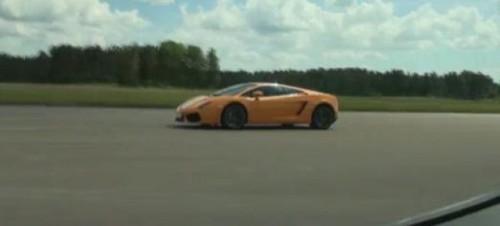 VIDEO: Ferrari 458 Italia vs Lambo Gallardo Valentino Balboni25928
