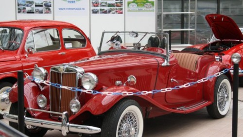 Galerie Foto: Bucharest Classic Car Show (2)25901