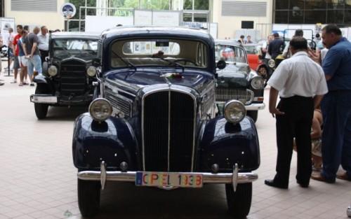 Galerie Foto: Bucharest Classic Car Show (1)25861