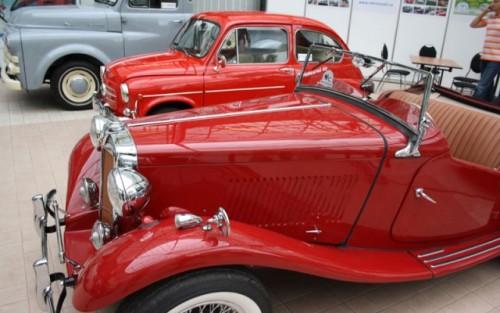 Galerie Foto: Bucharest Classic Car Show (1)25871