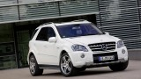 Mercedes ML63 AMG facelift25845