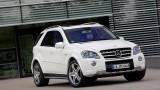 Mercedes ML63 AMG facelift25845