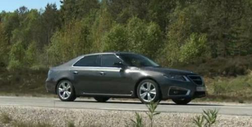 VIDEO: Inginerii Saab au scos noul 9-5 la plimbare25839