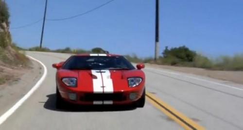 VIDEO: Reuniune de clasa la Malibu: Ferrari GT40 si Ferrari 250 GTO25837