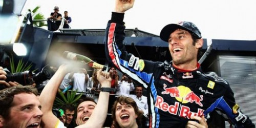 Red Bull i-a prelungit contractul si in 2011 lui Mark Webber25778