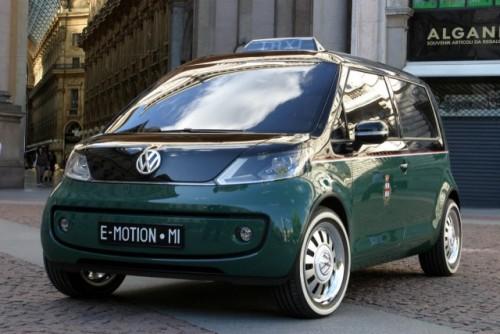 Noi imagini cu VW Milano Taxi25772
