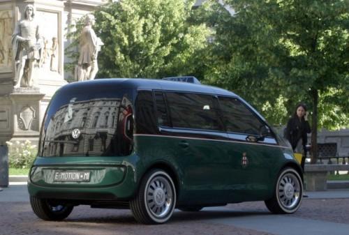 Noi imagini cu VW Milano Taxi25773
