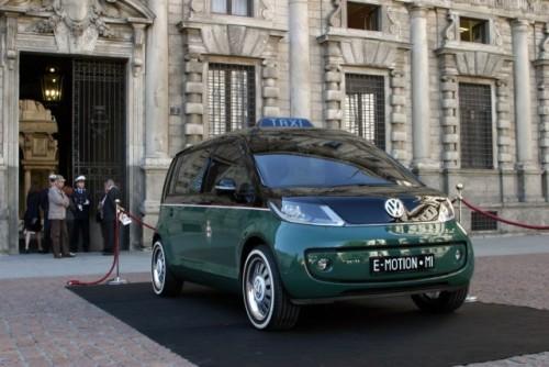 Noi imagini cu VW Milano Taxi25774